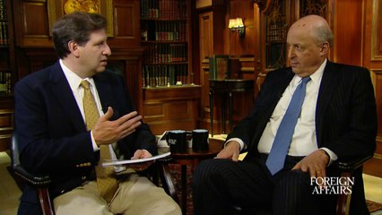 John Negroponte on Politics & Cybersecurity