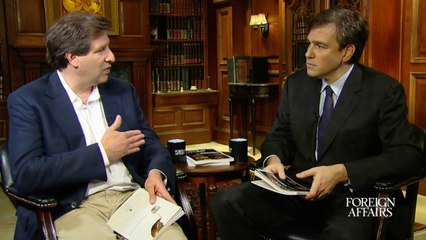Bret Stephens on Republican Foreign Policy