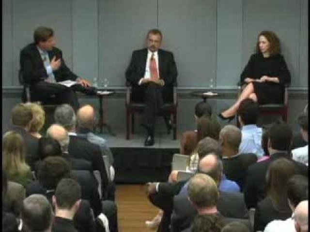 Foreign Affairs LIVE: Iran in Crisis