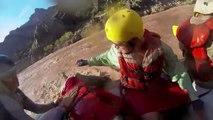 Descendre la rivière colorado du Grand Canyon en Rafting!