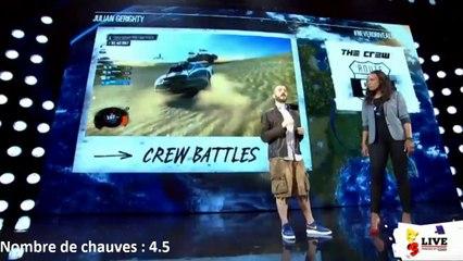 E3 2014 - Conférence Ubisoft
