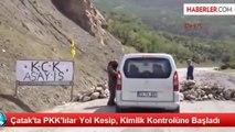 Van Çatak PKK Kimlik Kontrolü www.yenizemin