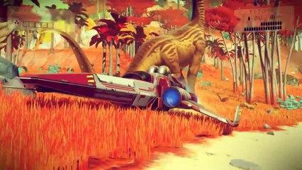 Trailer E3 2014 de No Man's Sky
