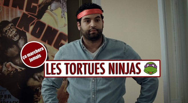 Les Tortues Ninjas - Ca marchera jamais