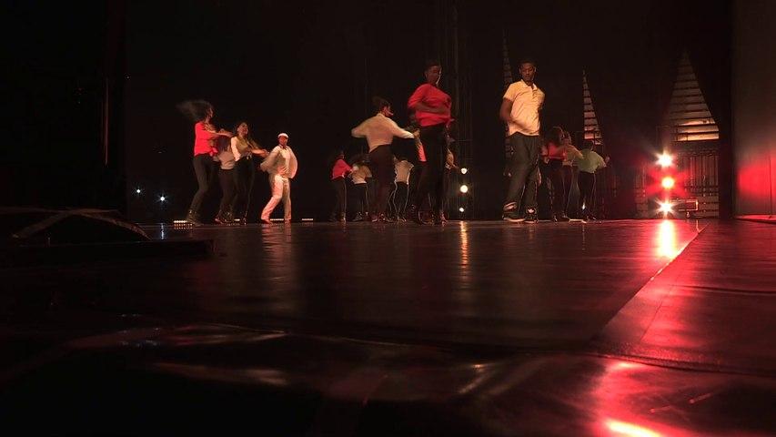 UPEC : soirée danse Folies Douces 2014