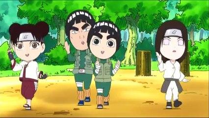 Naruto SD - Rock Lee les péripéties d'un ninja en herbe Vol1
