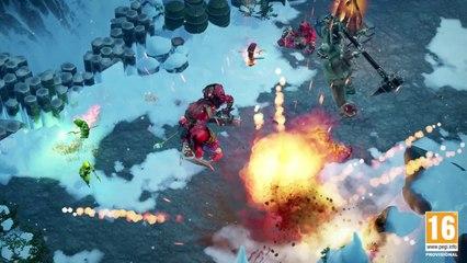 Trailer E3 2014 de Magicka 2