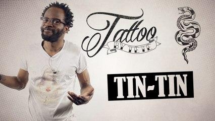 Tattoo by Tété - n°11 - Le Serpent (Tin-Tin)