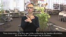 Art et Image - Bibliothèque Bordeaux Mériadeck