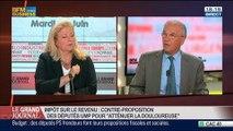 Gilles Carrez, président UMP de la Commission des finances à l'Assemblée nationale, dans Le Grand Journal - 10/06 2/4