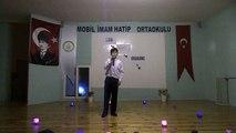 Mobil İmam Hatip Ortaokulu Şiir Dinletisi 2014