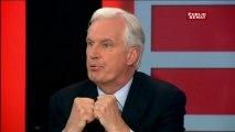 Michel Barnier : La France est  pleine de rhumatismes, elle est trop conservatrice(…)il faut libérer ce pays ! »