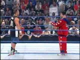 Kurt Angle vs John Cena Battle Rap