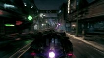 "Batman Arkham Knight - E3 2014 ""Batmobile Battle Mode"" Gameplay (EN)"