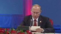 Miles Apart And No Peace In Sight: Putin's D-Day Press Conference Versus Poroshenko's Inaugural