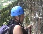 Via ferrata Alpes du Grand Serre (Rien à personne) HD
