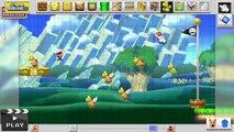Wii U Mario Maker E3 2014 Announcement Trailer