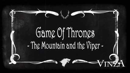 Game Of Thrones - 1920 Old Style by VinzA