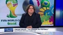 """Vincent DULUC : """"L'équipe de France est trop faible en défense"""""""