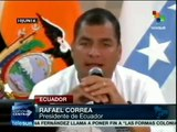 Ecuador dará facilidades para diálogos de paz de Colombia con ELN