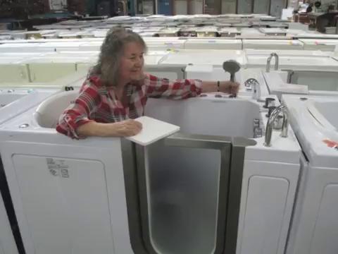 Tubz in Fremont CA Walk-in Tubs, Bathtubs, Showers