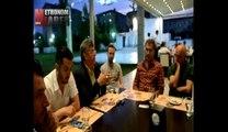 Akhisar Teknik Direktoru Mustafa Reşit Akçay basın İle Buluştu