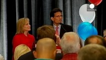Virginia primary election no cup of tea for Eric Cantor