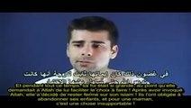 Américain Reconverti Islam raconte comment une amie à lui c'est convertie à l'Islam