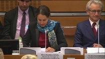 Audition de Ségolène Royal par la Commission du développement durable sur le projet de loi Biodiversité