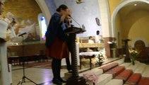 1e Com St François 2014 Donne la paix (2)