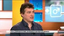 APHP : nouveau plan pour les urgences patrick Pelloux sur france 5