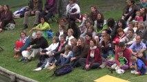 Hautes-Alpes : Concert du pianO du lac au Parc de la Schappe de Briançon
