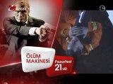 """""""ÖLÜM MAKİNESİ"""" 9 Haziran Pazartesi akşamı saat 21.40'ta Kanaltürk Sinema Kuşağında!"""