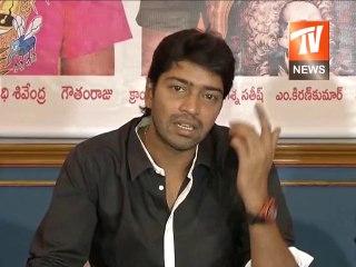 Allari Naresh in Jump Jilani Press Meet