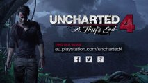 Uncharted 4 - A Thief's End E3 2014 TRAILER EXCLUSIVE to PlayStation 4