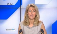 Parlement'air - L'Info : Karine Berger, députée PS des Hautes-Alpes et Philippe Vigier, président du groupe UDI à l'Assemblée nationale