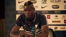 Les premiers mots en français de David Luiz, Pogba se confie... En route vers le Mondial !