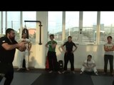 KRAV MAGA COURSE IN GREECE WITH ALAIN COHEN APRIL 2014 www krav security com (HD)