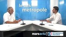 Le talk métropole Marsactu : Patrick Lacoste, membre fondateur d'Un centre ville pour tous