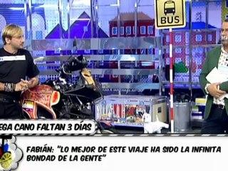 Telecinco Salvame diario Fabian