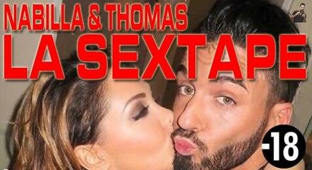 NABILLA la sextape avec Thomas EXCLU!!!! (HD)