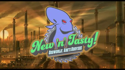 Trailer E3 2014 de Oddworld: New and Tasty