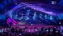 """Arisa """"La Notte"""" Finale Sanremo 2012 18 febbraio 2012"""