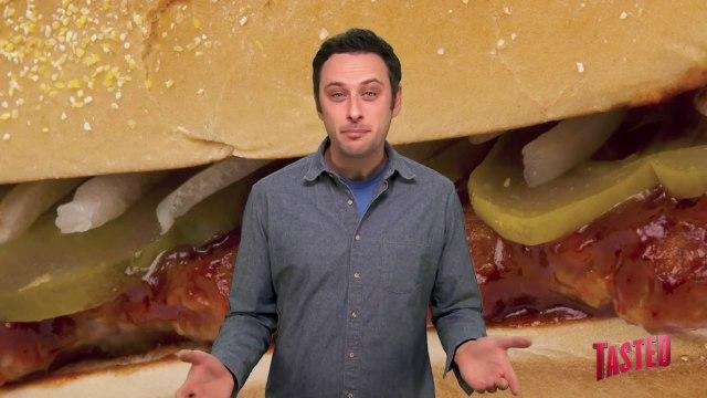 McRib IS BACK!?! - Food Feeder