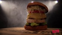 Towerin' Turkey for Tay Zonday - Burger Lab