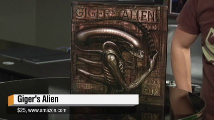 Show and Tell: H.R. Giger's Alien Diaries