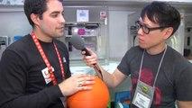 CES 2013: 3D Systems CubeX Trio 3D Printer