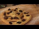 Recette de Fougasse aux tomates séchées - 750 Grammes
