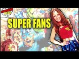 Superhero Movies for Super Fans!  - What to Watch