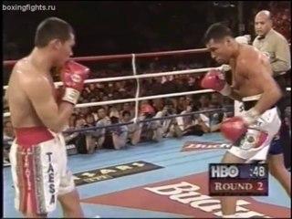 Oscar De La Hoya vs Julio Cesar Chavez I 1996-06-07